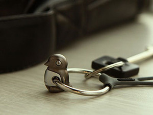 PENGUIN KEY STRAP
